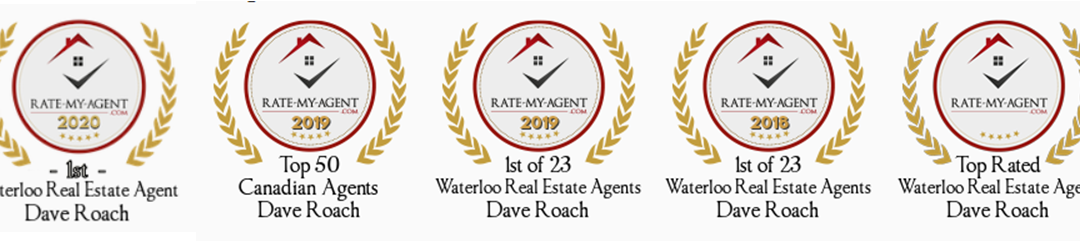 Rate-My-Agent.com Announces Top 7 Agents in Waterloo
