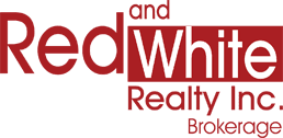 Red & White Realty logo
